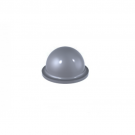 Grey Self Adhesive Polyurethane Bumper Feet Stops Bumpons 9.6mm x 5.4mm High Domed (Pack of 48)